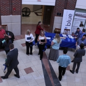Networking with employers