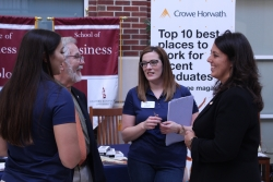 EKU Accounting Program Hosts 'Meet the Firms' night