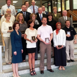 2013 Critical Thinking Teaching of the Year Awards